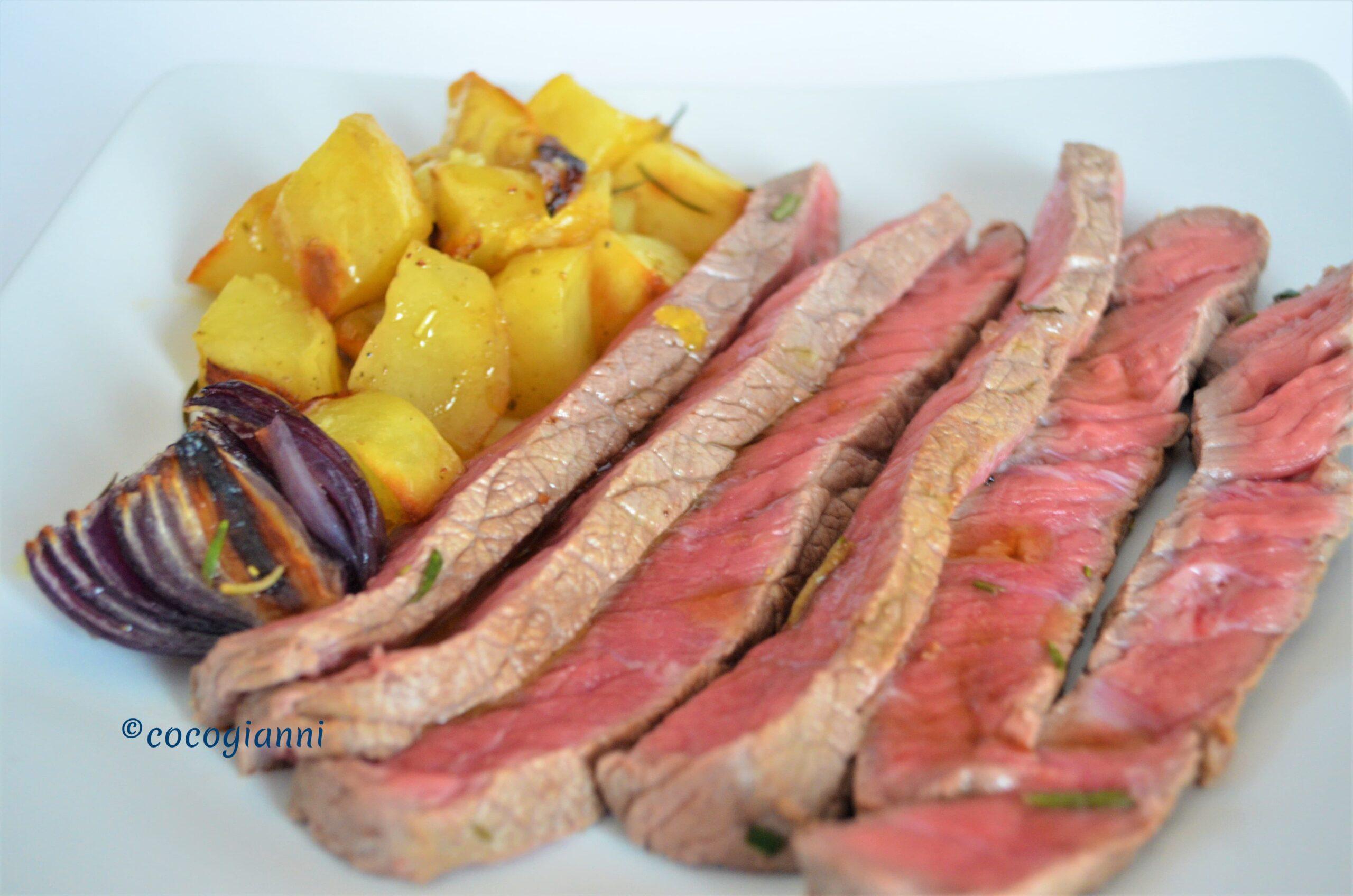 Bistecche rosmarino e limone 3
